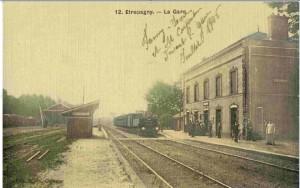 Etrepagny La gare