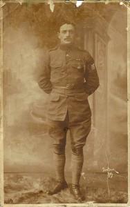 Marc A Canivet Thuillies en 1919