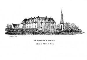 Chateau de Vierville Calvados-Gallica.bnf.fr